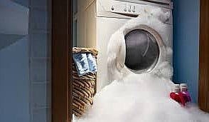 trowbridge plumbers laundery leakage