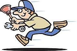 trowbridge plumbers running